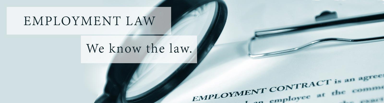 employment law corpus christi