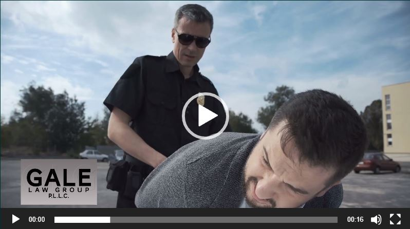 arrested video